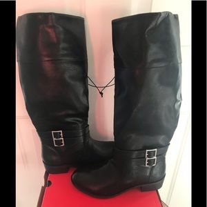 Arizona Denmark Black Boots Black